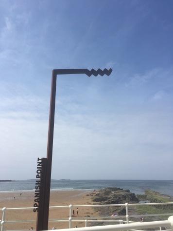 Spanish Point Beach
